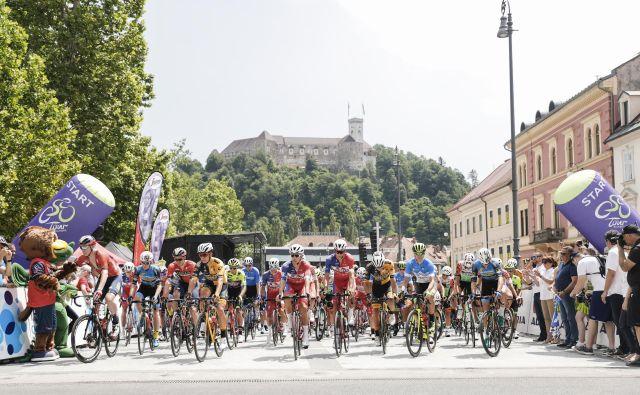 Vsi posnetki na Eurosportu bodo vključevali tudi prikaze kulturnih in naravnih znamenitosti z vseh petih tras po Sloveniji. FOTO: Uroš Hočevar