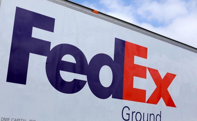 Po besedah generalnega direktorja Fredericka W. Smitha FedEx vsak dan prevzame in odda 14 milijonov pošiljk. Foto Reuters