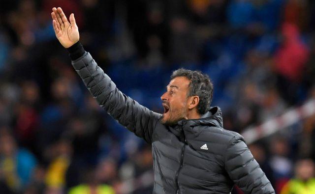 Luis Enrique ne bo več vodil španske nogometne reprezentance. FOTO: AFP