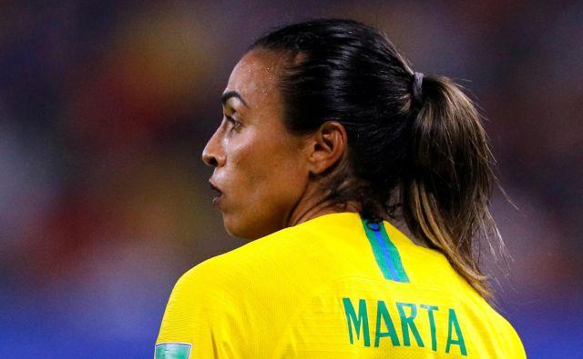 Marta. FOTO: Reuters