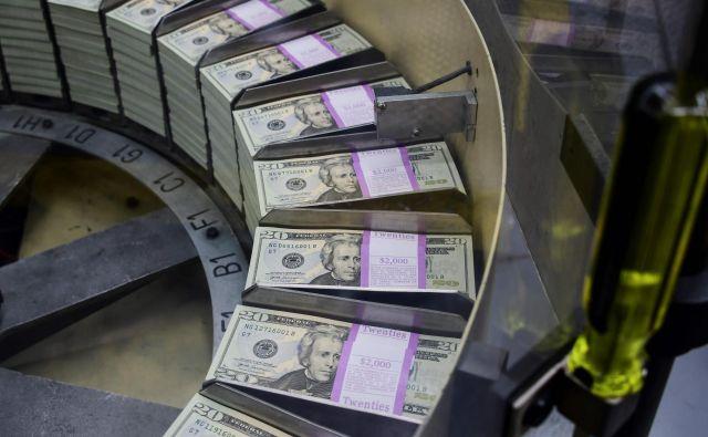 Argumentov za znižanje obresti je vse več, a predsednik Feda Jerome Powell (še) ne popušča. FOTO: AFP