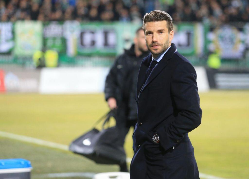 Luka Elsner trener francoskega prvoligaša