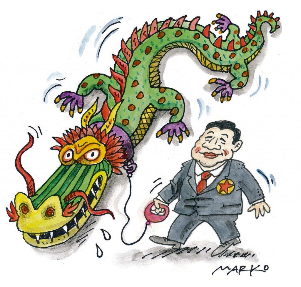 Moč Kitajske