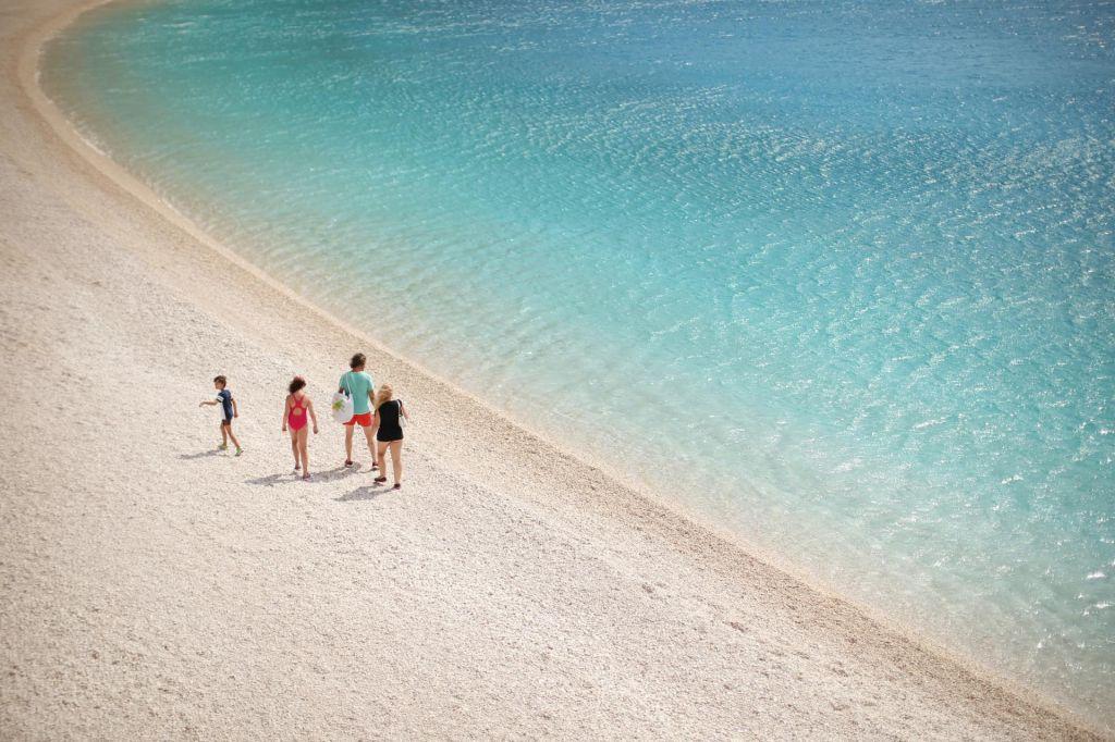 FOTO:Za miren dopust je smiselno biti prve dni previden
