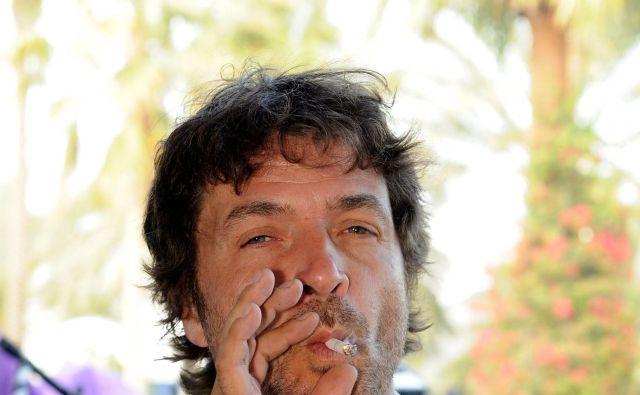Philippe Zdar bi moral jutri predstaviti novi album Dreems. FOTO: Michael Tullberg/AFP
