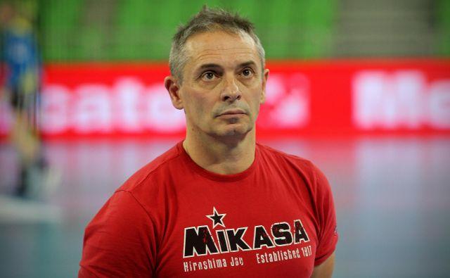 Tone Tiselj je nezadovoljen s stanjem v slovenski reprezentanci. FOTO: Blaž Samec