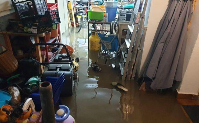 FOTO: Center za zaščito in reševanje Domžale