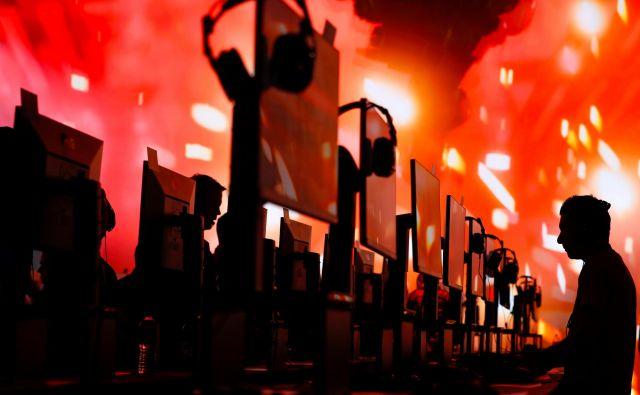 Po prizoriščih letošnjega sejma E3 se je sprehodilo nekaj več kot 66.000 obiskovalcev. FOTO: Reuters
