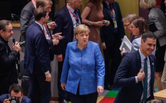 Na vrhu EU ni bilo premikov pri reševanju kadrovskih vprašanj.Foto: Reuters