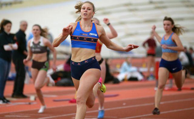 Maja Mihalinec je Sloveniji pritekla prvo zlato kolajno na drugih evropskih igrah. FOTO: Tadej Regent/Delo