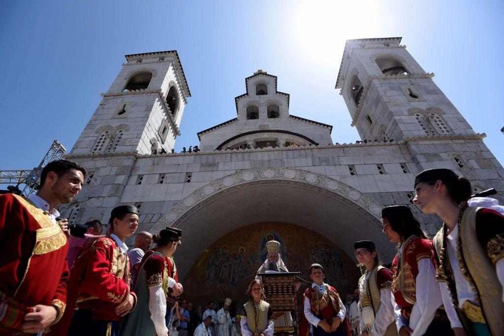 »Nacionalizacija« srbskih cerkvenih objektovv Črni gori?