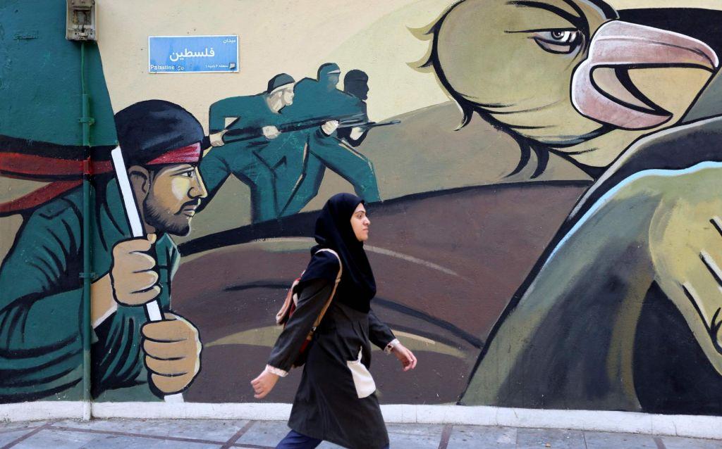 Nove ameriške palice in korenčki za Iran
