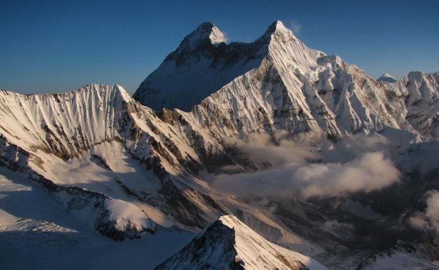 Gora Nanda Devi je druga najvišja v Indiji. FOTO: Moran Mountains