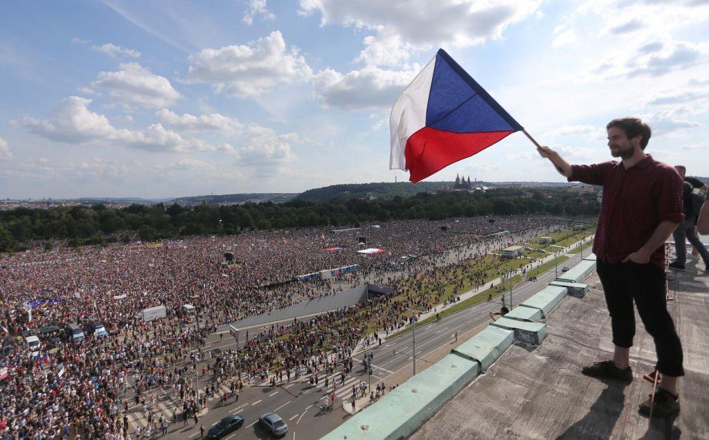 V Pragi znova množične demonstracije proti premieru Babišu