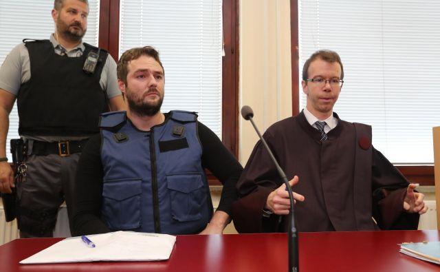 Celjsko tožilstvo je zahtevo za preiskavo vložilo 24. maja letos zaradi utemeljenega suma, da je Abramov storil kaznivo dejanje umora iz nizkotnih razlogov in na zahrbten način. Grozi mu do 30 let zapora. FOTO: Dejan Javornik
