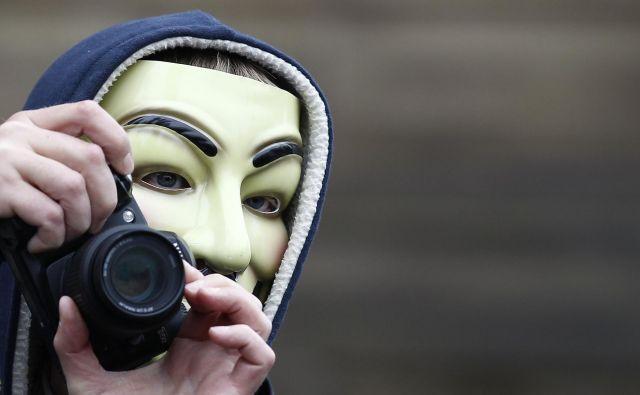 V današnji digitalni revoluciji se zdi, da je pod okriljem anonimnosti dovoljeno prav vse. Foto: Reuters