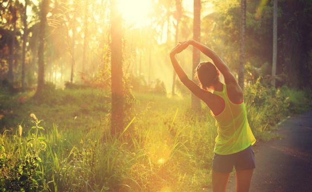 Za zdravo življenje je pomembna tudi prehrana. Poiščite zdrave izdelke v Sparu. Foto: Spar