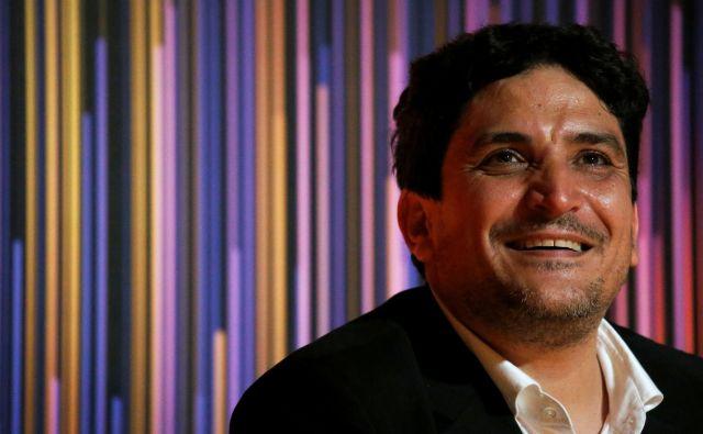 Mauro Colagreco je prve kuharske veščine osvojil pri babici. Foto Reuters