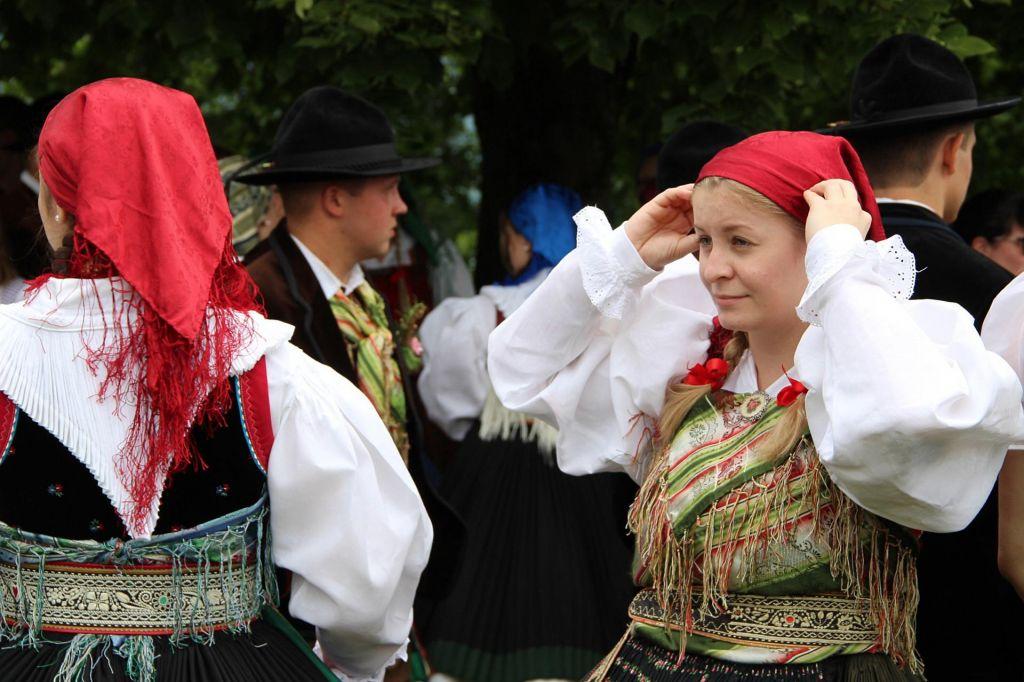 FOTO:Štehvanje - viteška igra po ziljsko