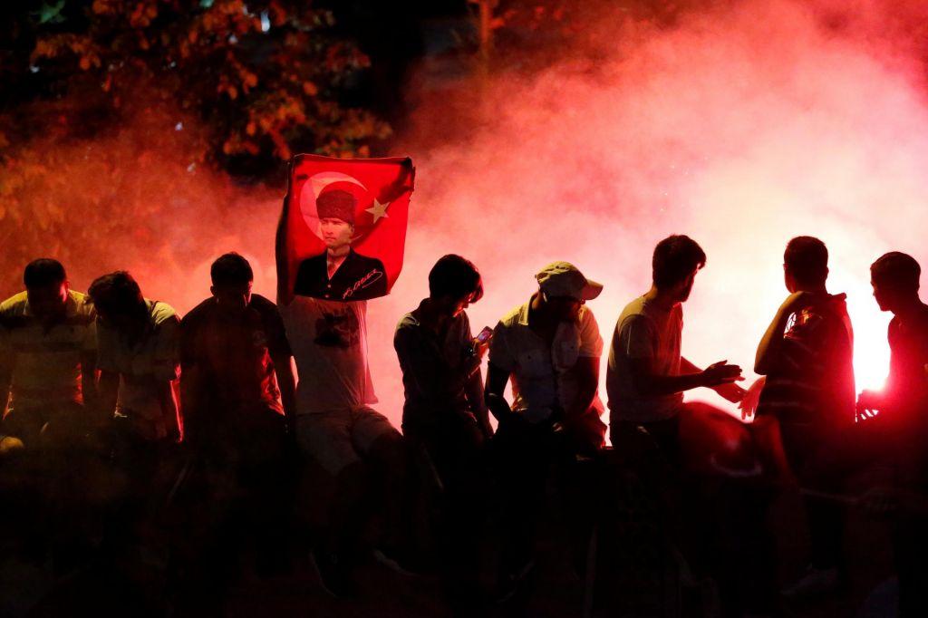 FOTO:Oživljena turška demokracija