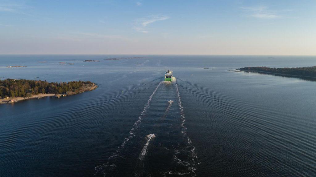 FOTO:Od Helsinkov do Talina v 20 minutah
