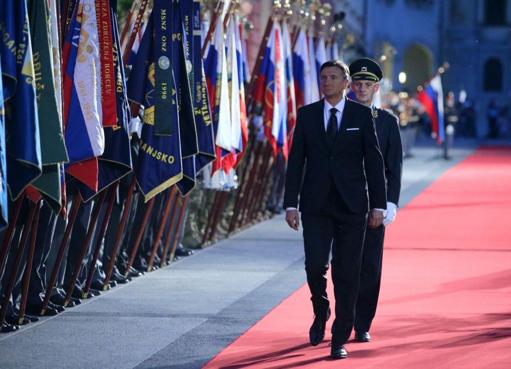 FOTO:Pahor: Lastna država je vrednost sama po sebi