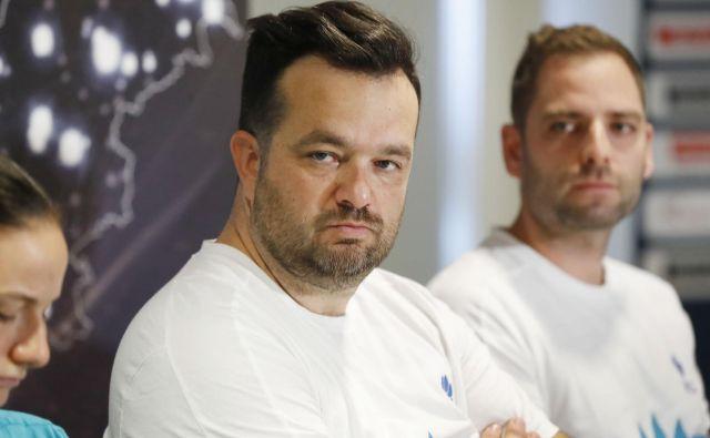 Damir Grgić prepušča vlogo favoritinj Madžarkam. FOTO: Leon Vidic