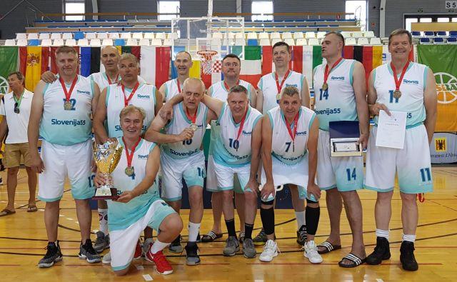 Letošnji evropski prvaki. FOTO: arhiv Slovenija 55