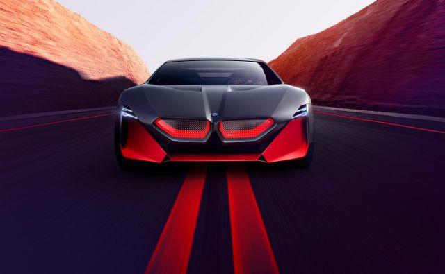 Koncept BMW M next naj bi bil svojska napoved, kako bodo v prihodnje delovali športni avtomobili te slovite znamke.<br /> Foto BMW