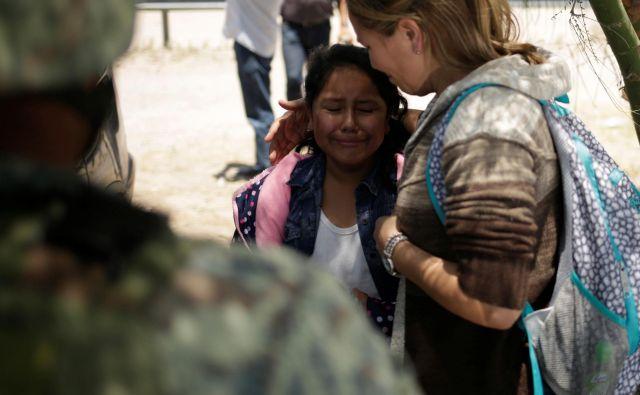 Mladoletni migranti pridejo v ZDA iz različnih razlogov. Foto Reuters