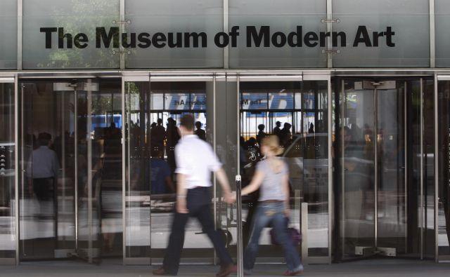 Poleti bo New York brez ene od največjih znamenitosti. MoMA zapira vrata. Foto Reuters