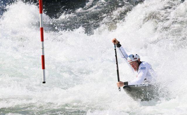Benjamin Savšek bo lovil tretjo zmago v Tacnu. FOTO: Nina Jelenc/KZS