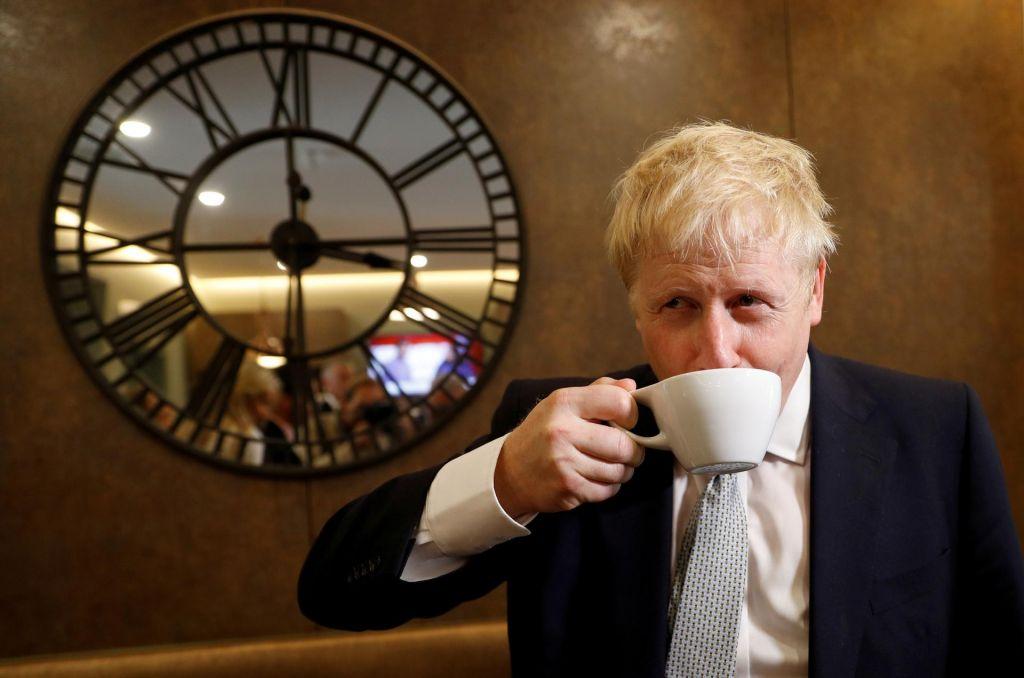 Borisu je odpuščeno vse
