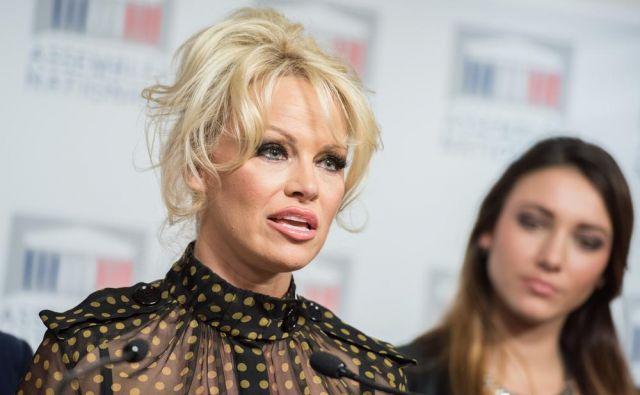 Pamela Anderson FOTO: Shutterstock