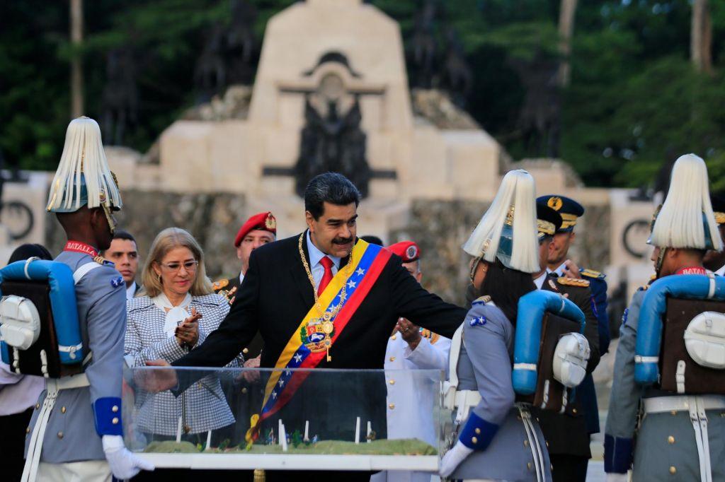 Madurov režim naj bi preprečil nov poskus državnega udara