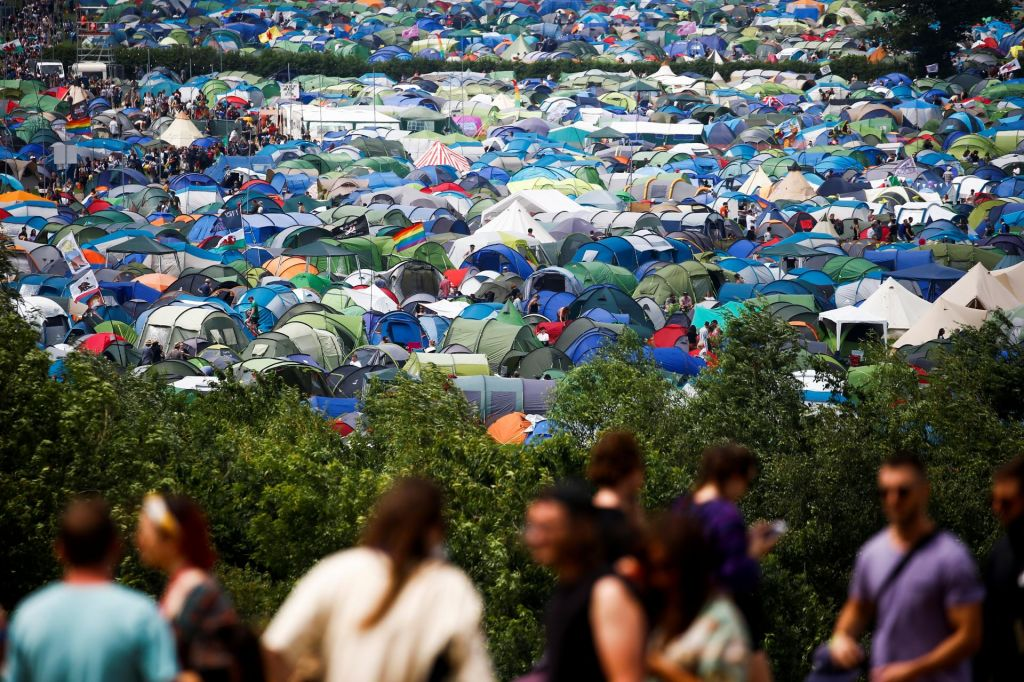 FOTO:Glastonbury 2019
