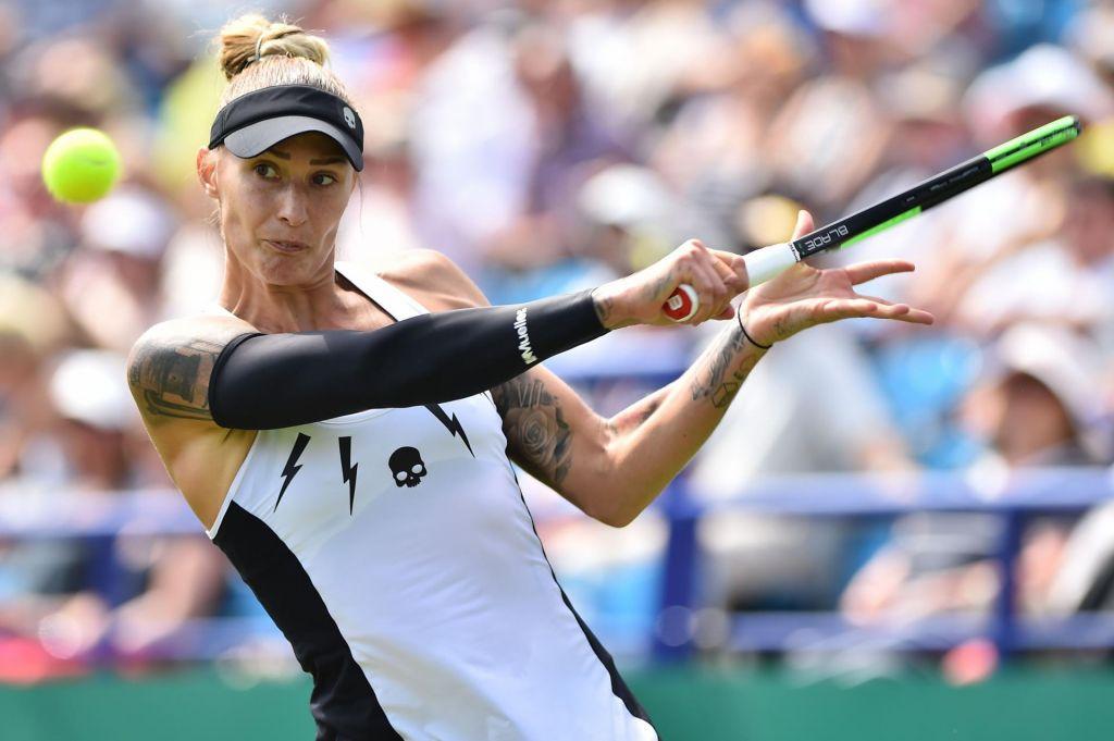 FOTO:V ženskem tenisu je danes vse mogoče