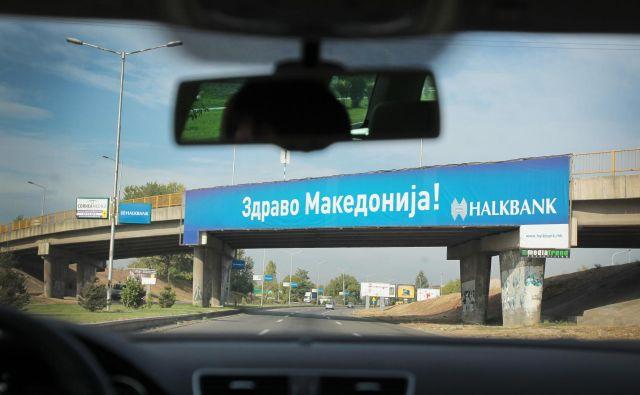 Severna Makedonija ima 18 delujočih bank in hranilnic, pričakovati je konsolidacijo. FOTO: Jože Suhadolnik