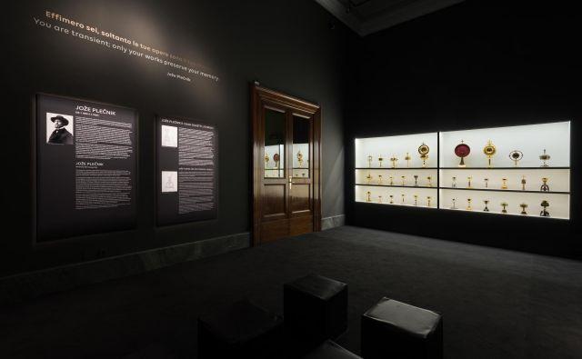 Na razstavi Plečnik in sveto je na ogled 33 arhitektovih liturgičnih objektov, iz katerih sije njegova predanost estetiki in duhovnosti.