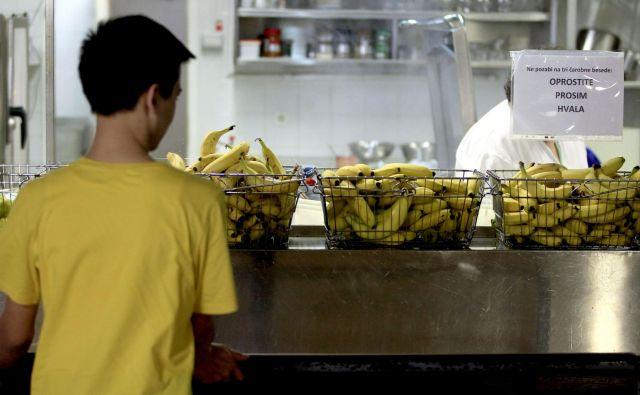 Sporazum naj bi med drugim ukinil evropske dajatve na pomarančni sok, instantno kavo in sadje iz Južne Amerike, proizvajalci mesa, sladkorja in etanola pa bi imeli lažji dostop do trga EU preko sistema kvot. FOTO: Roman �Šipić/Delo