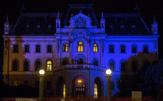 3. decembra bo minilo natanko sto let od mitičnega prvega predavanjana ljubljanski univerzi, ki ga je jezikoslovec Fran Ramovš posvetil zgodovini slovenskega jezika.Foto Voranc Vogel
