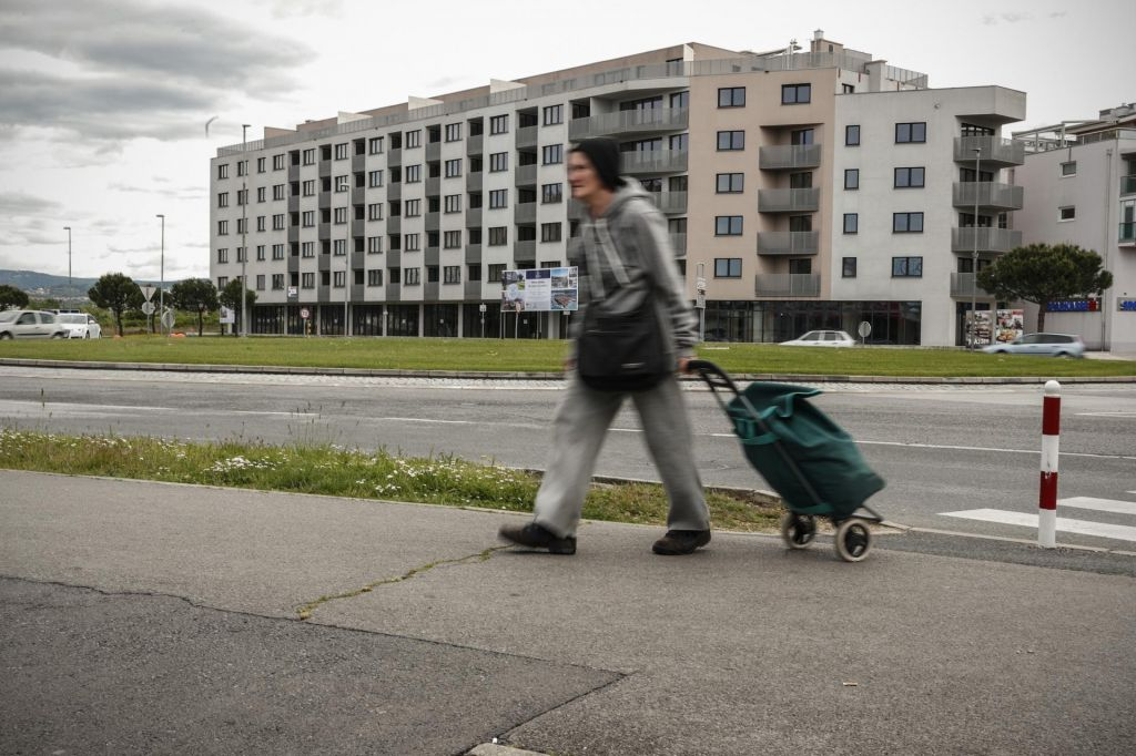V Koprskih vratih bo prodanih več kot polovica stanovanj