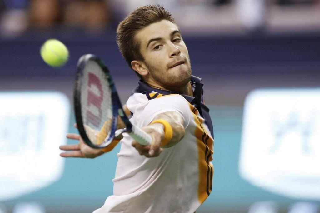 Ćorić odpovedal Wimbledon, Bedene v uvodnem krogu z Berrettinijem