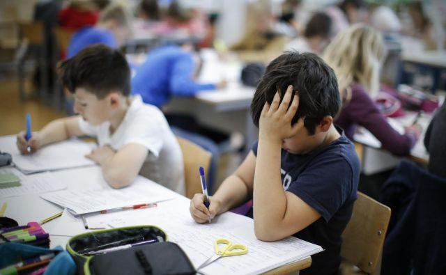 Kot država smo staršem, ki so se odločili za iskanje poti vzgoje in izobraževanja svojih otrok izven sistema javnega šolstva, to omogočili, in sicer z doslej veljavno koncepcijo zasebnega šolstva. FOTO: Uroš Hočevar