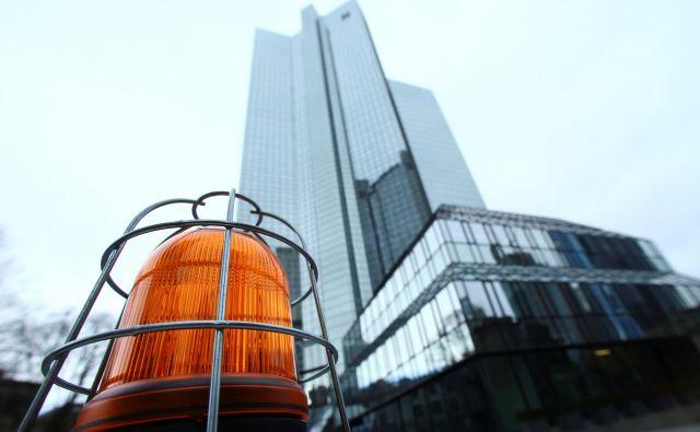 Deutsche Bank se podaja v obsežno prestrukturiranje.<br /> Foto Reuters