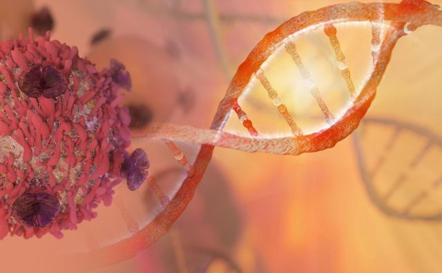 Rak se pogosteje pojavlja pri moških. FOTO: Shutterstock