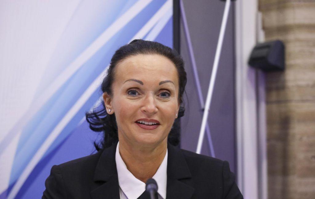 Lidija Glavina bo na SDH lahko še slabo leto z 11.000 evri plače