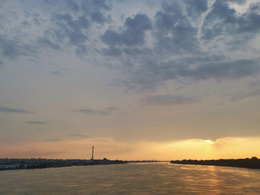S kolesom ob Donavi po poti, ki je (še) ni