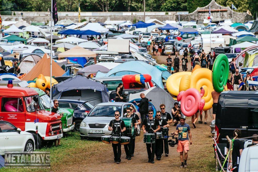 FOTO:Poletje (ne)trajnostnih festivalov