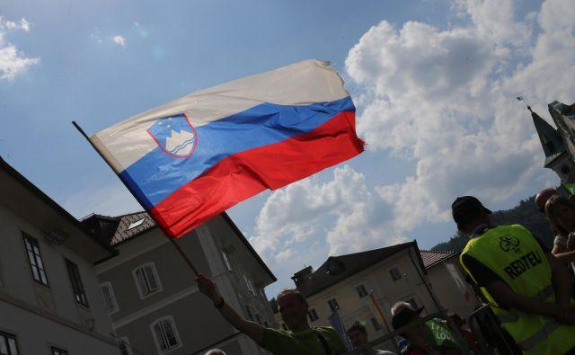 Slovenci iz tujine n aobisku doma: danes so bili na seji sveta vlade za Slovence po svetu. Foto Tomi Lombar/delo